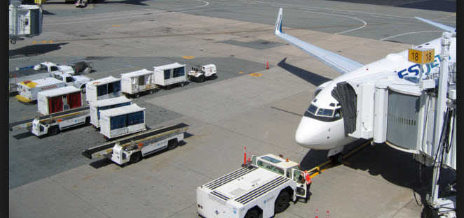Blue Dart Airport To Airport Service