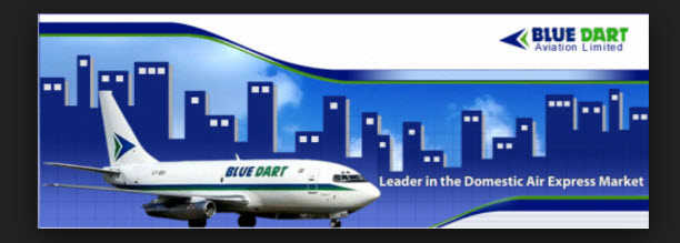 Blue Dart Aviation Offices