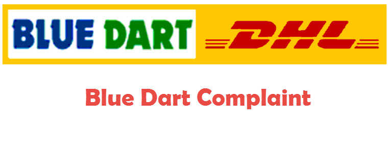 Blue Dart Complaint