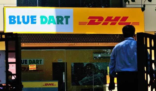 Blue Dart Location Finder