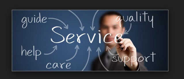 Blue Dart Service