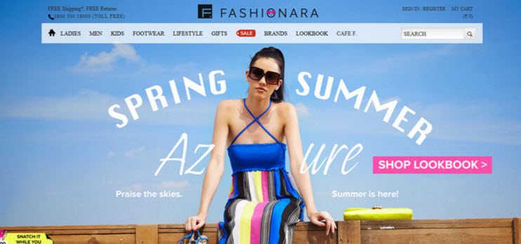 Fashionara Order tracking