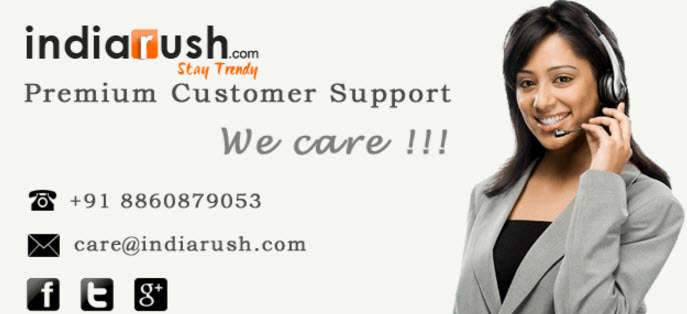 Indiarush order tracking