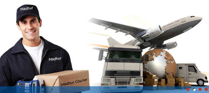 Madhur Courier Tracking
