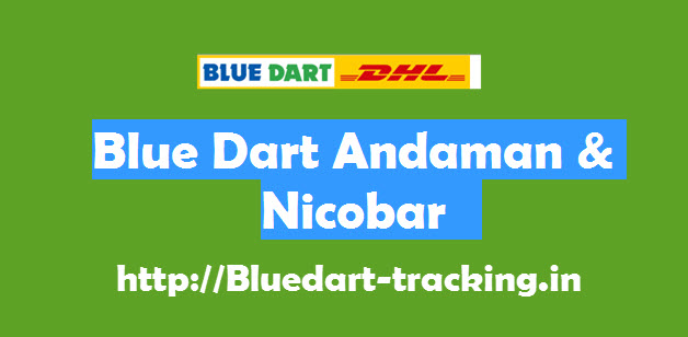 Blue Dart Andaman Nicobar