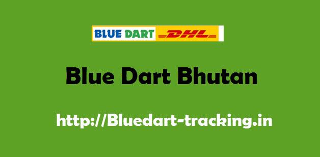 Blue Dart Bhutan