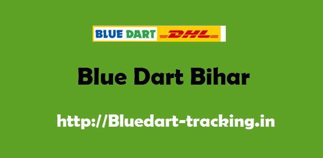 Blue Dart Bihar