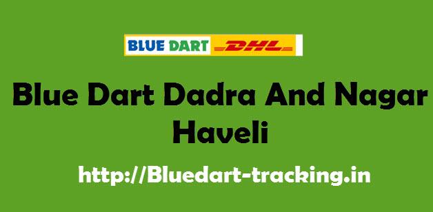 Blue Dart Dadra Nagar Haveli