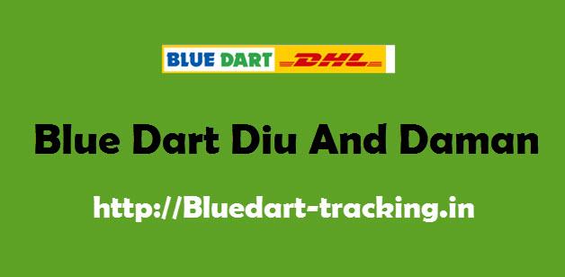 Blue Dart Diu Daman