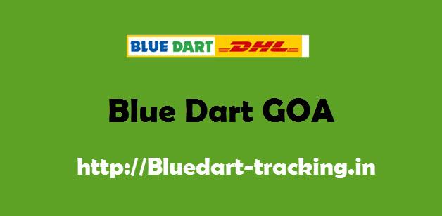 Blue Dart GOA