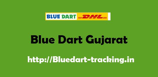 Blue Dart Gujarat