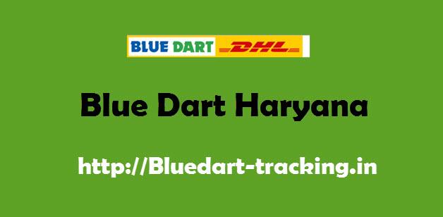 Blue Dart Haryana