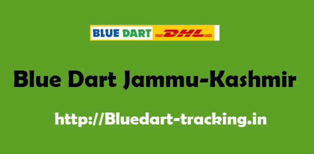 Blue Dart Jammu-Kashmir