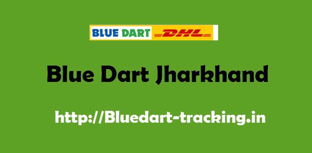 Blue Dart Jharkhand
