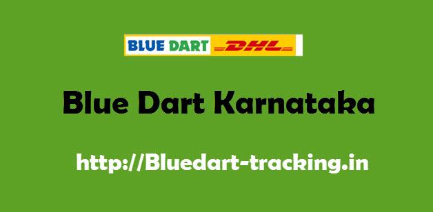 Blue Dart Karnataka