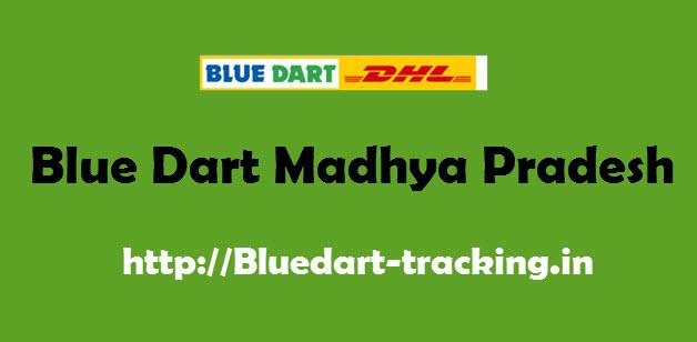 Blue Dart Madhya Pradesh