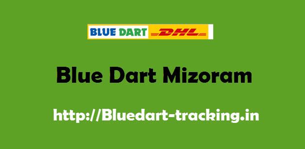 Blue Dart Mizoram