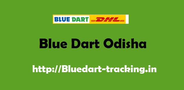Blue Dart Odisha