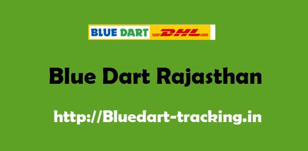 Blue Dart Rajasthan