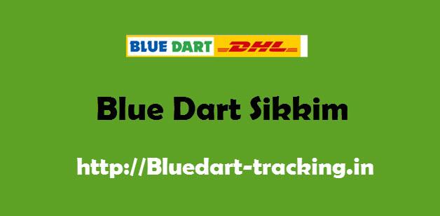 Blue Dart Sikkim