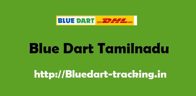 Blue Dart Tamilnadu