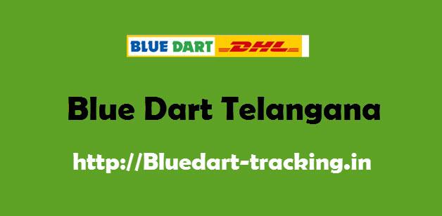 Blue Dart Telangana