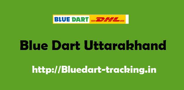 Blue Dart Uttarakhand
