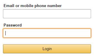 Track Amazon order